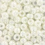 Miyuki round beads ceylon ivory pearl 6/0 #6-591