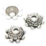 metalowe nakładki aksamitki 8 mm