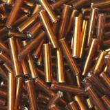 glass tubes brown 9 mm