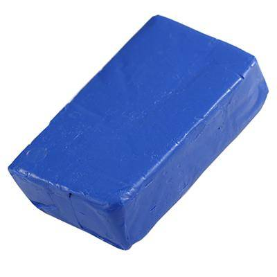 pâte thermodurcissable bleu de cobalt 60 x 60 x 15 mm