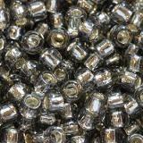 Toho round silver-lined black diamond 3 mm TR-08-29