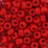 Perles Miyuki round opaque red 6/0 #6-408