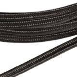 PEGA A7001 corde à soutache noir 3 / 0,9 mm