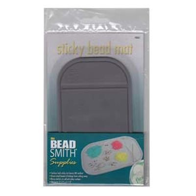 Beadsmith sticky bead mat 5.5 x 3.25 in