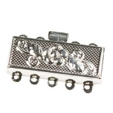 box clasp trunk jewellery findings