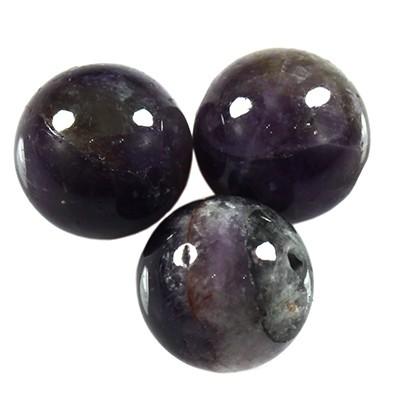 ametyst jakość A 10 mm kamień półszlachetny naturalny