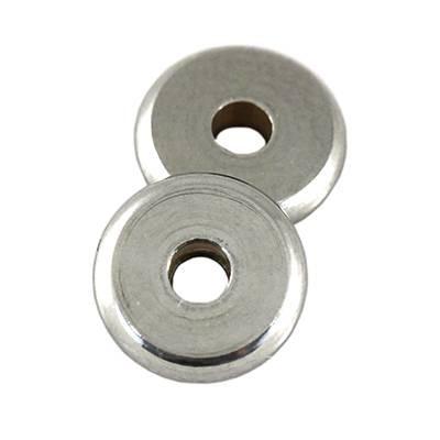 disc spacers 5.5 x 2 mm acier inoxydable 316