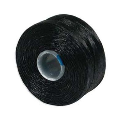 S-lon bead cord tex 35 black