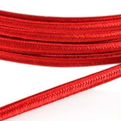 PEGA A7501 soutache cord red 3 / 0,9 mm