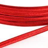 PEGA A7501 cordone per soutache rosso 3 / 0,9 mm