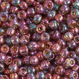 koraliki Toho round gold-lustered marionberry 2.2 mm TR-11-425