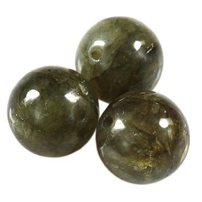 labradoryt jakość A 8 mm kamień półszlachetny naturalny