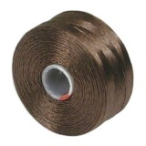 S-lon bead cord tex 35 brown