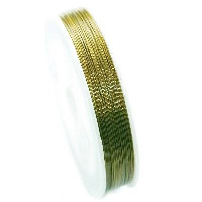 steel wire khaki 0.45 mm