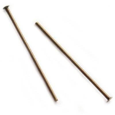 épingles clous 2.5 cm