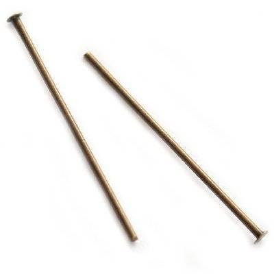 head pin 2.5 cm