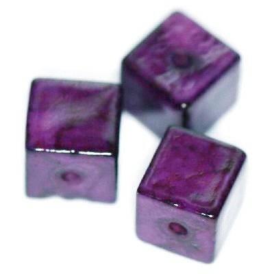 Pietra cubetti marmo all'ametiste 3 x 3 mm / Pitere dure