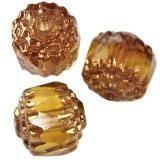 bols beads amber 8 mm