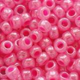 Toho beads round ceylon hot pink 3 mm TR-08-910