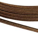 PEGA A7902 soutache cord brown 3 / 0,9 mm