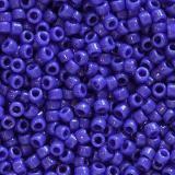 koraliki Toho round opaque navy blue 1.6 mm TR-15-48