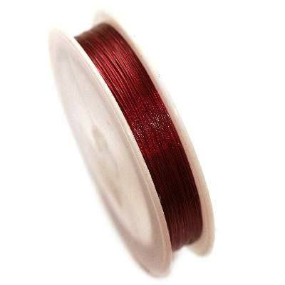 steel wire medium violet red 0.45 mm