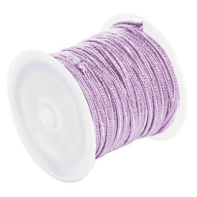 sznurek do sutaszu cyklamenowy 2.5 mm