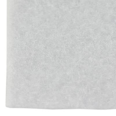 filc biały 1 mm arkusz 20 x 30 cm
