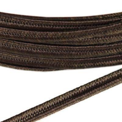 PEGA A7904 soutache cord dark brown 3 / 0,9 mm