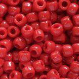 koraliki Toho round opaque pepper red 3 mm TR-08-45