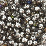 Perline Miyuki drop crystal heliotrope 3.4 mm #DP-4554