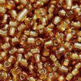 glass seed beads 2 mm