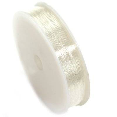 elastic fishing wire transparent 0.8 mm