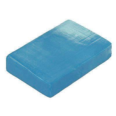 masa termoutwardzalna błękitna 70 x 40 x 15mm