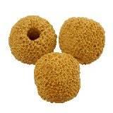 bolas volcán amarillo 12 mm