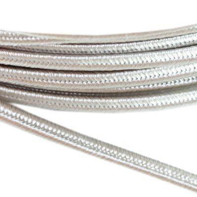 PEGA Y1062 soutache cord silver 3 / 0,9 mm