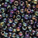 Toho beads round metallic rainbow iris 2.2 mm TR-11-86