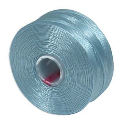 S-lon bead cord tex 35 light blue