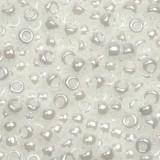 Miyuki round Perlen ceylon white pearl 8/0 #8-528