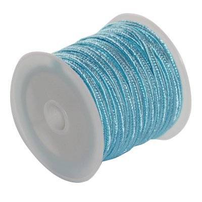 sznurek do sutaszu lazurowy 2.5 mm