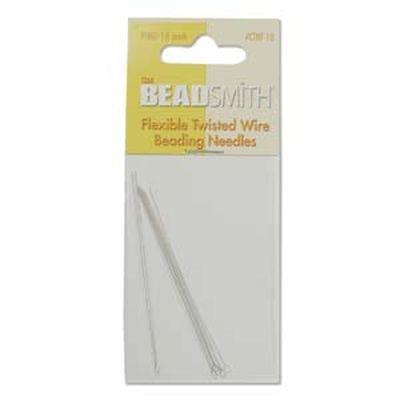 igły Beadsmih Flexible Twisted Wire 6.4 cm
