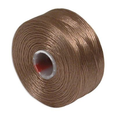 S-lon bead cord tex 35 light copper