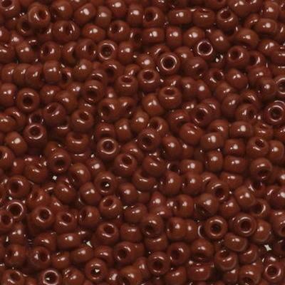 Miyuki round beads duracoat opaque jujube 11/0 #11-4469
