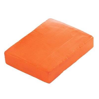 massa termoindurente all'arancione 70 x 40 x 15mm