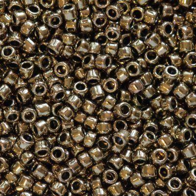koraliki Toho round bronze antique bronze 1.6 mm TR-15-223