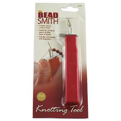 urządzenie Beadsmith do wiązania supełków, węzłów. Ez knotting tool