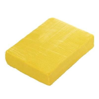 soft modelling clay lemon 70 x 40 x 15mm