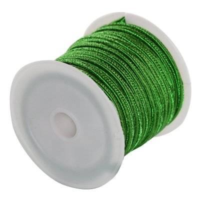 corde à soutache émeraude 2.5 mm