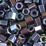 Toho hex metallic cosmos 2 mm TH-08-88