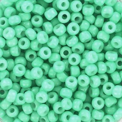 koraliki Miyuki round duracoat opaque catalina 8/0 #8-4472